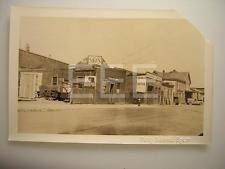 1929 Signs Prospect St Stapleton Staten Island NYC Old Photo PERCY SPERR 328i