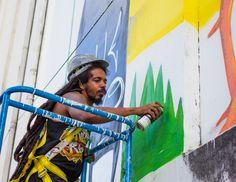 #faelprimeiro #graffiti #iluminarte #streetart