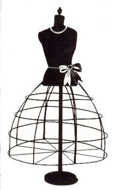 **FREE ViNTaGE DiGiTaL STaMPS**: FREE Vintage Digi Stamp - Paris Dress Form Collage