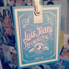#loisjeans via @photos_conini - #Instagram