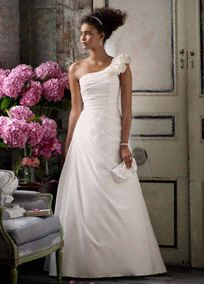 Wedding Dresses and Bridal Gowns at David's Bridal WG3327