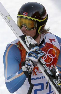Kjetil Jansrud will you marry me? Winter Olympic Games, Winter Olympics, Ski Sunday, Hey Good Lookin, Lund, Venus, Skiing, Nature, Sports