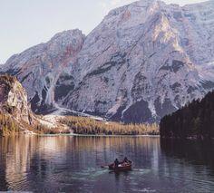Lago di Braies I Italy