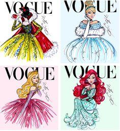 Hayden Williams , Disney Princesses