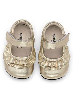 Infant//Toddler See Kai Run Kids Kristine K See Kai Run Kristine Ruffled Mary Jane