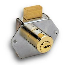 Drawer Latch Lock Mul-T-Lock® - For securing drawers and small cabinets.