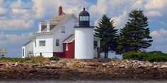 Blue Hill Bay Lighthouse - Maine Real Estate