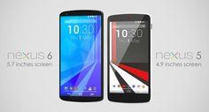 HTC Nexus 6 desire vs Nexus 5 smartphone reality