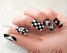 ~*~    http://www.nailsstyle.com/tip-g1127-alice-in-wonderland-d21585.html