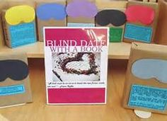 blind date with a book - Bing Images