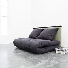 Tatami Bed -- folded