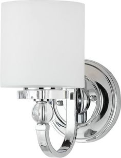 Quoizel | Downtown Wall Sconce Polished Chrome DW8701C