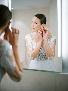 Elegant James Bond inspired Winter Wedding in the Austrian Alps via Magnolia Rouge James Bond, Alps, Austria, Magnolia, Wedding Inspiration, Feminine, Inspired, Elegant, Wedding Dresses