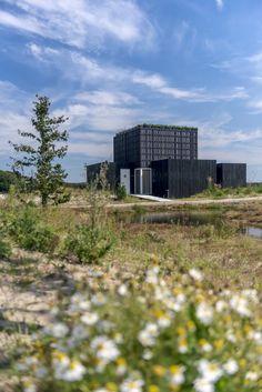 Vakantiehuis natuurlodge Drenthe - 6 personen - Wasperveen sauna en hottub