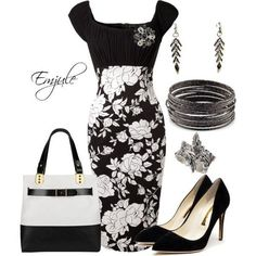 22 Black And White Combinations - Fashion Diva Design on imgfave
