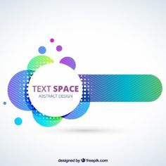 Discover thousands of copyright-free vectors. Graphic resources for personal and commercial use. Thousands of new files uploaded daily. Free Powerpoint Presentations, Powerpoint Design Templates, Cv Photoshop, Paper Bag Design, Banner Design Inspiration, Phone Wallpaper Design, Banners, Circle Design, Sticker Design
