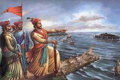 Maratha Worrier King....Chatrapati Shivaji maharaj !