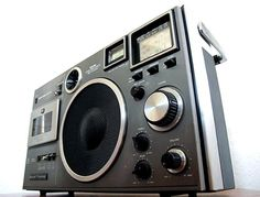 +++Vintage 70´s NATIONAL PANASONIC 5-Band Radio Cassette 5410 RF-5410LBS +++