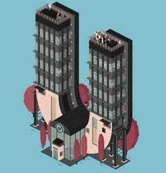 Das Kreative Haus, letras animadas   Singular Graphic Design