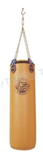 Do-Smai Deri Kum Torbası 110x40 Cm KT-537 - 2,5-2,8 mm. kalınlığında takviye astarlı doğal kamel, kırmızı ve siyah deriden üretilmiştir. Ürün asma zincir aparatları ile birlikte dolu olarak gönderilmektedir. Özel dolgulu, Do-Smai logo baskılı  110x40 cm. boyutlarında. - Price : TL915.00. Buy now at http://www.teleplus.com.tr/index.php/do-smai-deri-kum-torbasi-110x40-cm-kt-537.html
