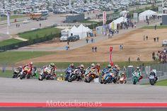 Galería de fotos del Gran Premio de las Américas de Moto2 2015 | Motociclismo.es