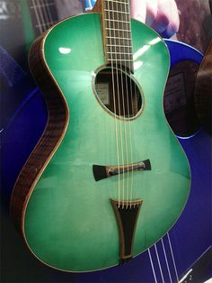 Andrew White Guitars - Gypsy Jazz