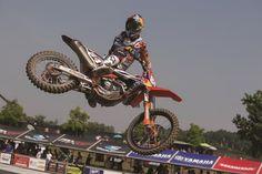MX2: Jeffrey Herlings continua a recuperar da fratura da clavícula