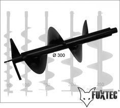 Burghiu diametrul de 300mm