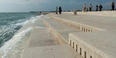 70 metrelik devasa org, dalgaları müziğe dönüştürüyor