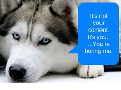 How to Create Boring-Industry Content that Gets Shared - @mozhq