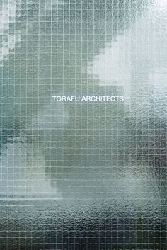 """thisispaper: """" Interview: Torafu Architects - Architecture Inside Out """""""