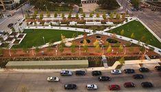Klyde Warren Park by The Office of James Burnett « Landscape Architecture Works   Landezine