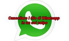 Whatsapp, eliminare file e recuperare spazio in un sol colpo - http://www.tecnoandroid.it/whatsapp-eliminare-file-recuperare-spazio-un-sol-colpo/ - Tecnologia - Android