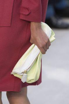 Burberry Spring '14 runway bag #LFW #fashionweek