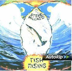 Limited edition pressing of the landmark album Fish Rising from Steve Hillage #Christmas #Gift #ideas