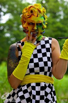 World Bodypainting F