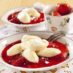 Tips for a Fast and Delicious Dinner: Gnocchi in Four Ways - Part 4 - R . - Tips for a Fast and Delicious Dinner: Four Gourds – Part 4 – Family & Home Slovak Recipes, Czech Recipes, Chocolate Sweets, Fast Dinners, Gluten Free Desserts, Sweet And Salty, Food 52, Kids Meals, Food Inspiration
