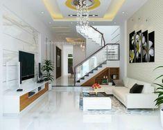 Ceiling Design Living Room, Bedroom False Ceiling Design, Home Room Design, Home Interior Design, Living Room Designs, Bungalow House Design, House Front Design, Modern House Design, Home Building Design