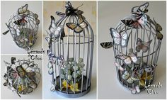 PETIT CADEAU POUR DIRE MERCI..... - SU - Backyards Basics, Best of Butterflies, Blessed Easter, Home Déco