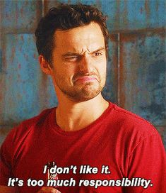 23 Times Nick Miller Completely Understands Life As A Twenty-Something - New Girl – Nick Miller Source by Nelebuuuuu - New Girl Memes, New Girl Funny, Funny Girl Meme, New Girl Quotes, Funny Memes About Girls, Tv Quotes, Funny Love, Girl Humor, Kiss Funny