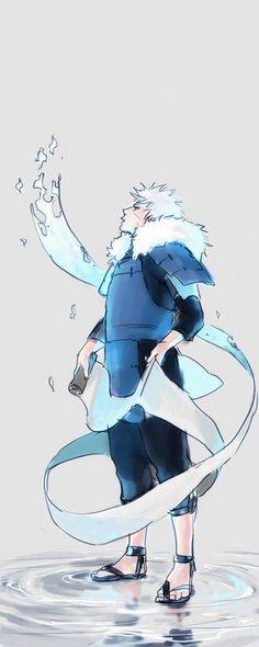 #naruto #sasuke #toshirama