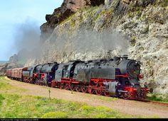 RailPictures.Net Photo: 46 03 BDZ - Bulgarian Railways Steam 2-12-4T at Between Kardzhali and Most, Bulgaria by Daniel SIMON