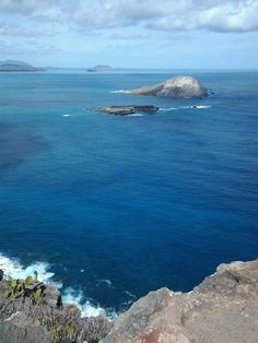 View from Makapu'u lighthouse. credit: Lani R.