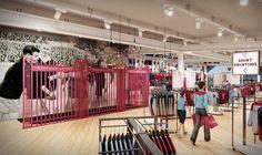 in the shop! West Ham United Fc, Stage Design, Cribs, Modern, Furniture, Shopping, Home Decor, Cots, Set Design