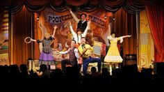 Lets Talk About...Hoop-Dee-Doo Musical Revue-
