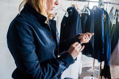 Behind the scenes at the shoot. #jonesofboerumhill #workwear #madeinusa