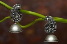 The Loom- An online Shop for Exclusive Handcrafted products comprising of Apparel, Sarees, Jewelry, Footwears & Home decor. Silver Jewellery Indian, Tribal Jewelry, Jewelery, Silver Jewelry, Antique Earrings, Antique Jewelry, Stylish Jewelry, Fashion Jewelry, Terracotta Jewellery Designs