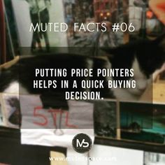Price pointers play important role in decision making process for your sales. Make sure you always put one at shop window to answer all customers questions !  P.S don't price your cat ! :P  #mutedspace#pricepointers#visualmerchandising#merchandiser#retail#retaildisplay#instaretail#indiaretail#shopwindow#windowdisplay#windowdesign#diaplaytechnique#learnmore#mutedfact#visuals#quickfacts#staycurious#stayinspired