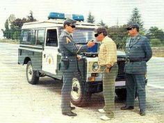 1978 Land Rover Santana Serie 3 109 Especial ´´ Agrupación de Tráfico - Guardia Civil. Spain