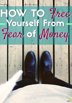 I LOVE the way this post explains how to manage money and get over your fears about spending too much or getting out of debt! Perfect way to achieve balance.
